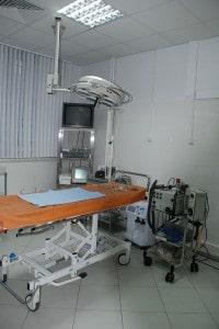 Операционная ветеринарного центра Медвет