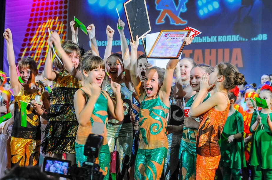 V Юбилейный Московский фестиваль танцевальных коллективов «История Танца - Dance History»