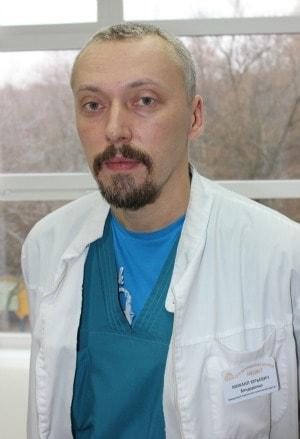 Бондаренко Михаил Юрьевич