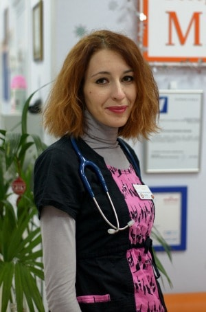 Горячева Анастасия Валерьевна