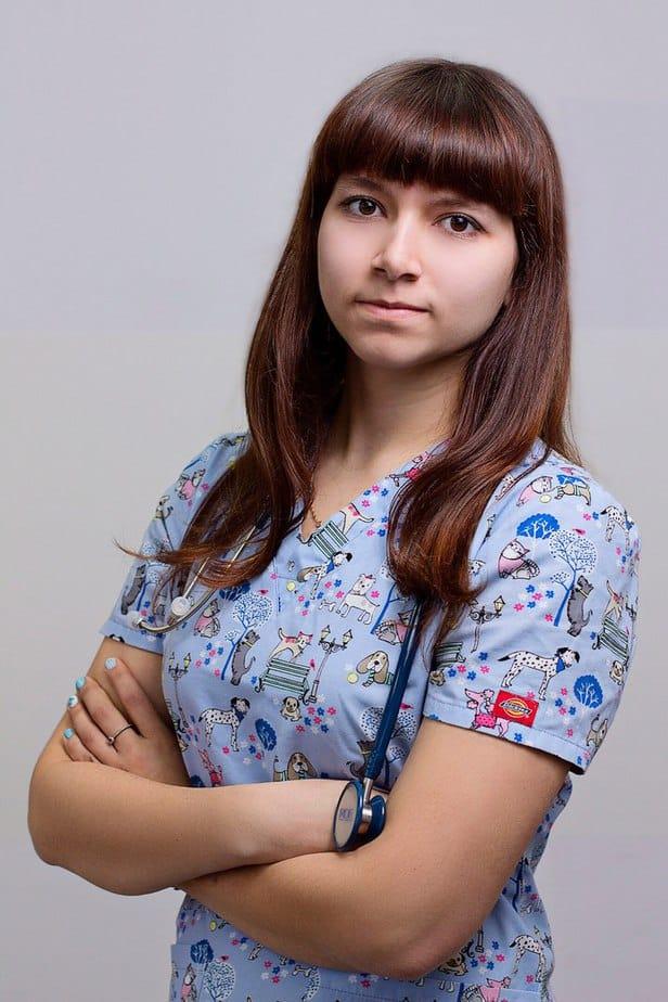 Назаренко Елена Алексеевна