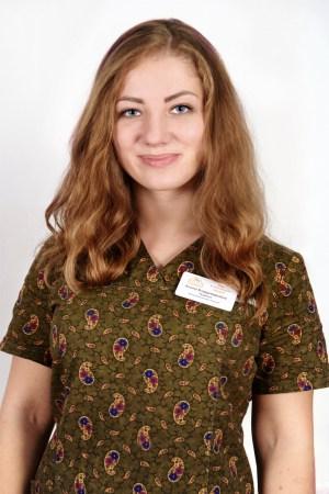Гущина Алина Владимировна