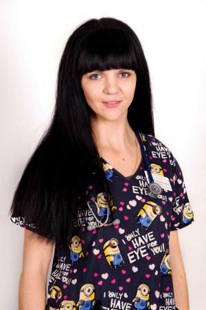 Никулина Елизавета Алексеевна