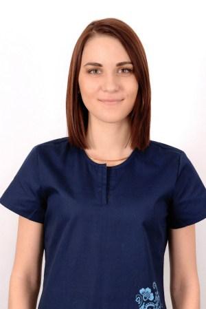 Дубовик Дарья Михайловна