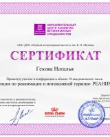 Гекова 3