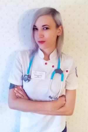 Бурда Мария Олеговна