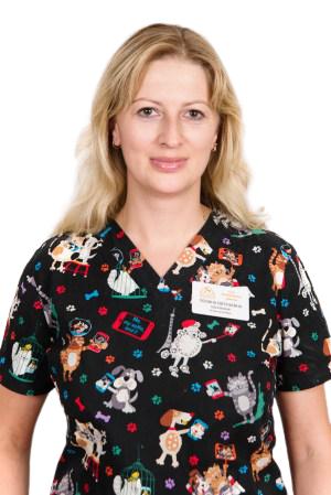 Шкловская Полина Евгеньевна