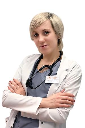 Ященко Екатерина Алексеевна