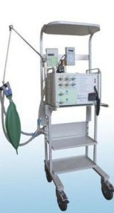 ИВЛ для анестезии животных